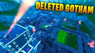GOTHAM CITY got DELETED!! - Fortnite Funny WTF Fails and Daily Best Moments Ep. 1367