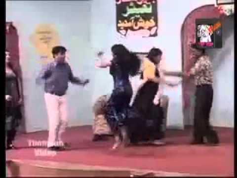 Pakistani Stage Dance   Nari   Tere Naina...