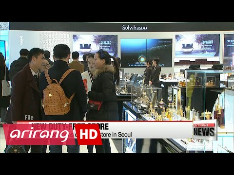 Shinsegae opens duty-free store in Seoul on Wednesday