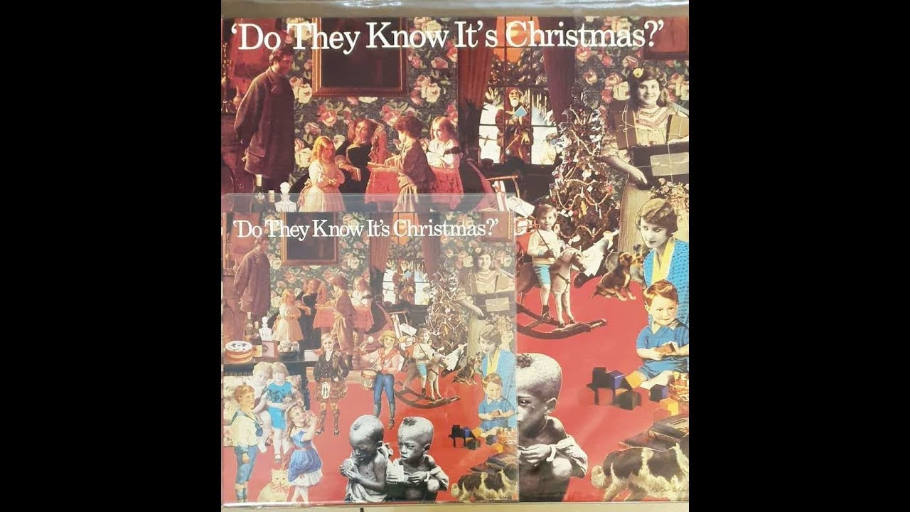 Αποτέλεσμα εικόνας για Do They Know It's Christmas 1984
