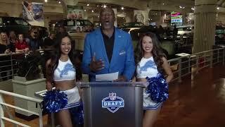 The Detroit Lions Draft Austin Bryant