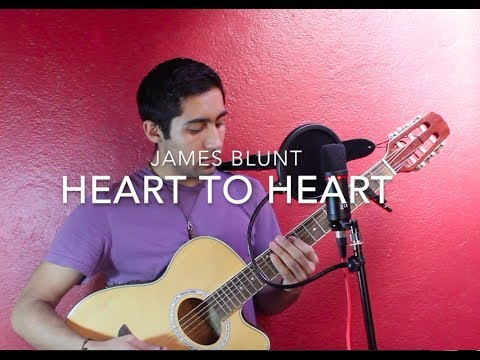 James Blunt Heart to Heart - Cover By Soneban- English subs/ subtítulos en Español