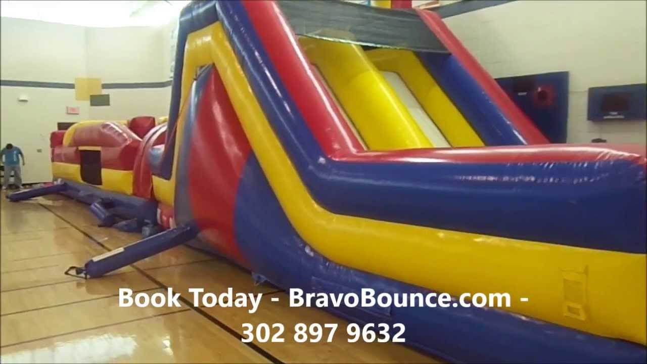 Bravo Bounce Moonbounce Waterslide And Party Rentals Servicing
