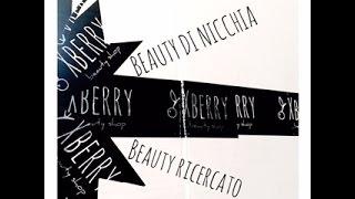 XBERRY Beauty di nicchia e ricercato -elafashion-