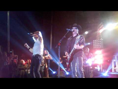 Big and Rich Jackson CA 08-04-2012 CONCERT