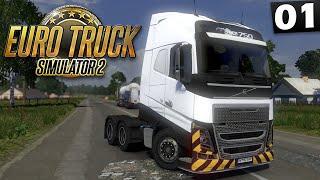 Estrada com Buracos - Euro Truck Simulator 2