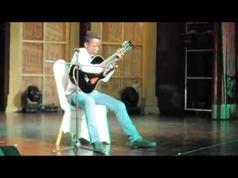 CANCION DEL ANADA - Song of Anada  (Rumba, Buleria, Malaguena) PT.01