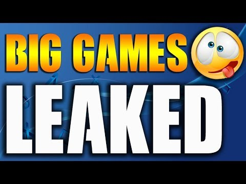 "big-ps4-games-leaked---gaming-industry-controversy-""gaming-news"""