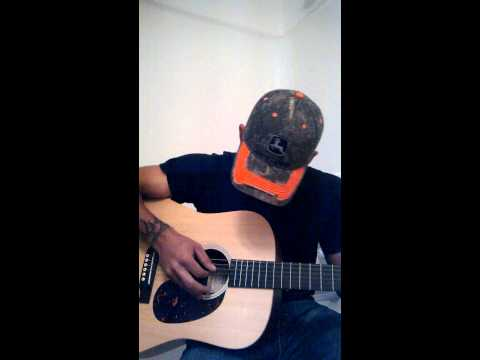 My faith in you by Brantley gilbert cover