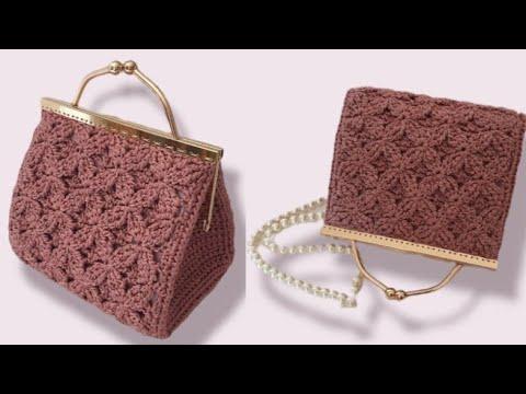 *ESTRELLA* mini Bauletto #PUNTO #STELLA #RILIEVO #CROCHET Mel C Bags Handmade