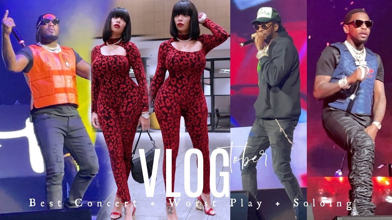 Download VLOGTOBER   Solo at Concert + The Worst Play Ever + Going Out A lot   Peyton Charles