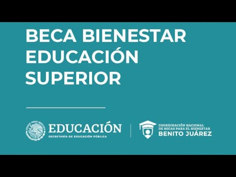 BECAS EDUCACIÓN SUPERIOR 2020