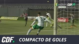 Deportes Puerto Montt 2 - 2 Deportes Copiapó | Campeonato As.com Primera B 2019 | Fecha 11 | CDF