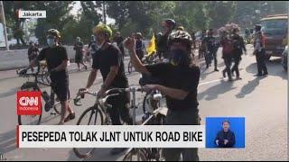 Download Pesepeda Tolak JLNT Untuk Roadbike