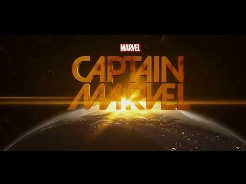 Captain marvel 2019 | Marvel Studio - Captain Marvel Official Trailer 2018 | Jnm Assembly