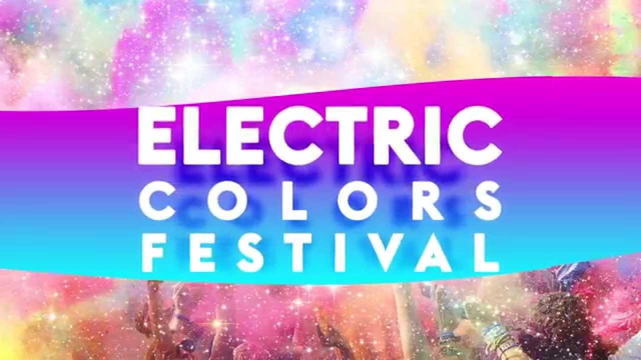 Electric Colors Festival 2014 - Official Aftermovie - YouTube