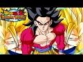 SUPER SAIYAN 3 ANIMATION Super Saiyan 4 Goku Multi Summons Dragon Ball Z Dokkan Battle