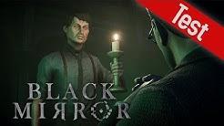 Black Mirror im Test: Wiederauferstehung eines Adventure-Klassikers?