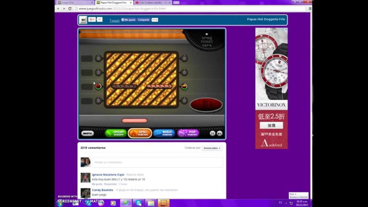 Jugando Juegos Friv 3 4 Youtube