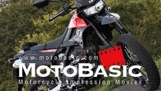 D-TRACKER X (Kawasaki/2012) バイク試乗インプレ・レビュー Kawasaki D-TRACKER X (KLX250SF) REVIEW thumbnail