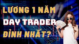 ✅Các Day Trader ĐỈNH NHẤT Kiếm Được Bao Nhiêu Tiền Một Năm? | TraderViet