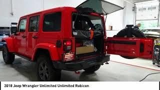 2018 Jeep Wrangler Unlimited Cedar Falls IA TT28336A