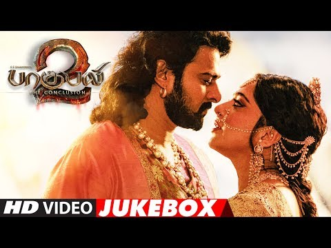 Baahubali 2 Video Jukebox Tamil | Bahubali 2 Jukebox Tamil | Prabhas,Anushka Shetty,Rana