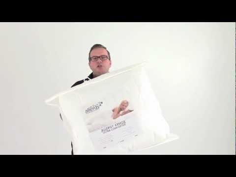 Allergy Armor Ultra Comforter from AchooAllergy.com