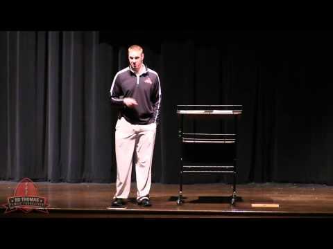 Aaron Thomas Speaking at ETFF Leadership Academy