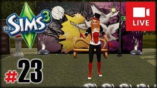 """[Archiwum] Live - Przygody Zagadki (The Sims 3) (11) - [1/2] - """"Dystopia i lśnienie"""""""