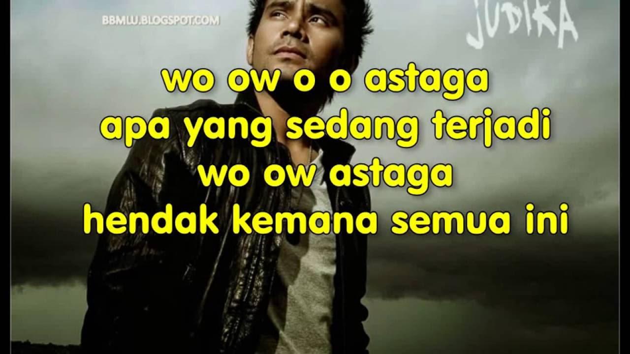 Muvon - Astaga Lyric - YouTube