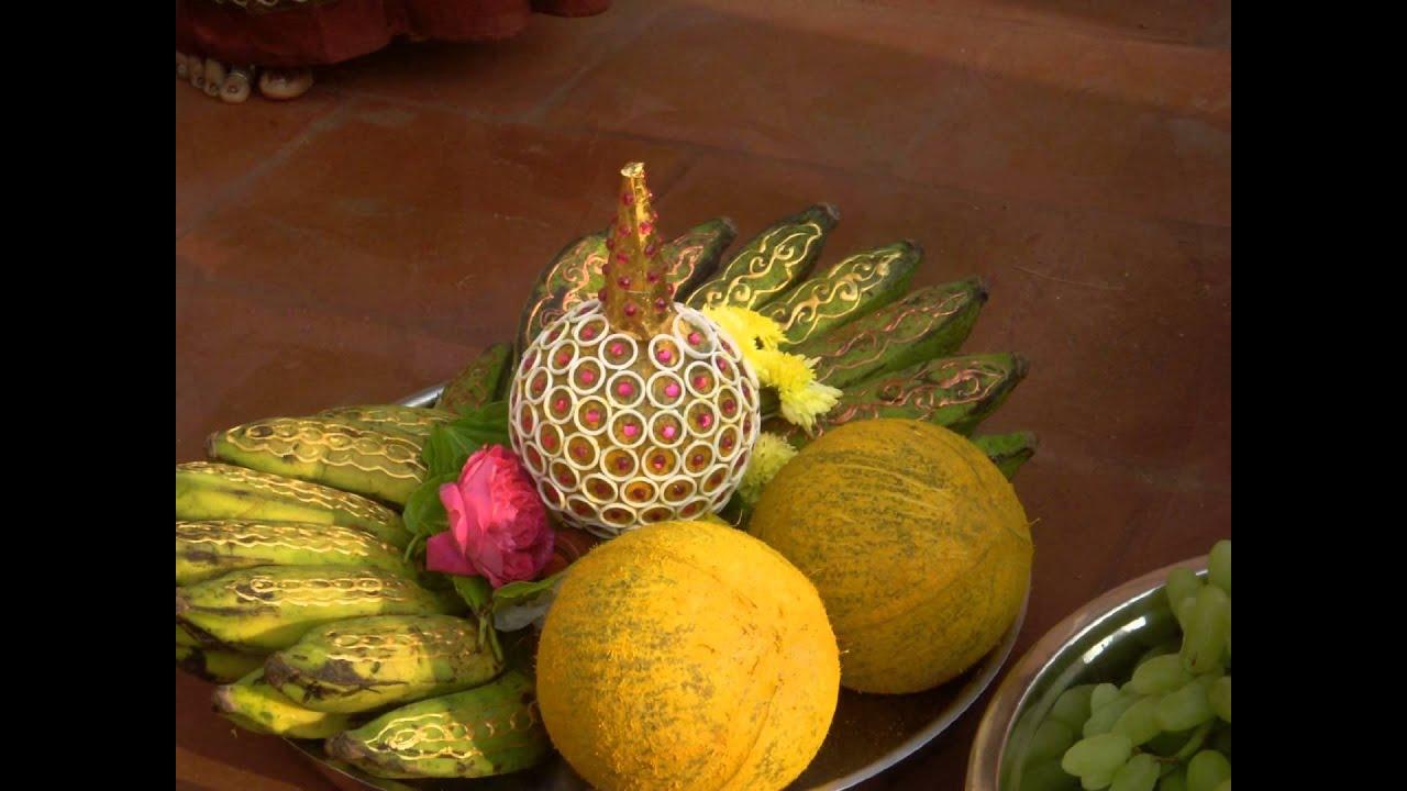 Plates Decoration for Wedding Ceremony - YouTube