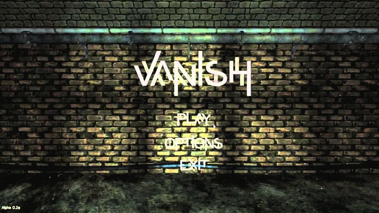 vanish jeux horreur