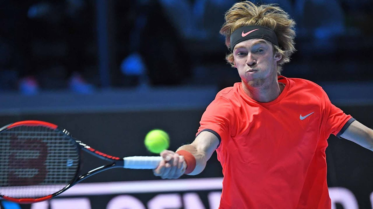 Highlights: Rublev Races Past Caruana In Milan 2018