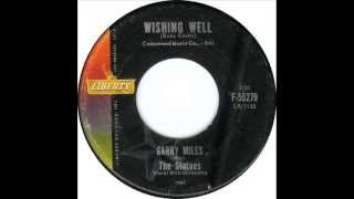 Garry Miles & The Statues - Wishing Well (Liberty 55279) 1960