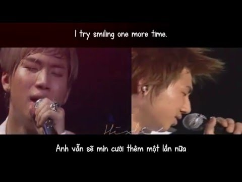 [Eng-Vietsub] Try Smiling - Daesung 2006-2013