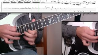 "Guitar Solo Lesson ""Technical Difficulties"""