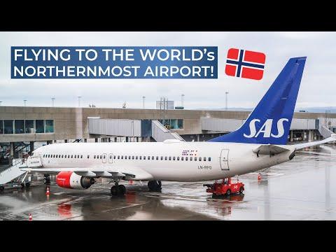 TRIPREPORT | Scandinavian Airlines (ECONOMY) | Oslo - Tromsø