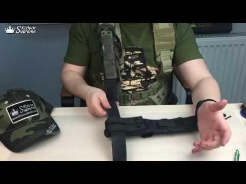 Функционал ножен серии Tactical Echelon