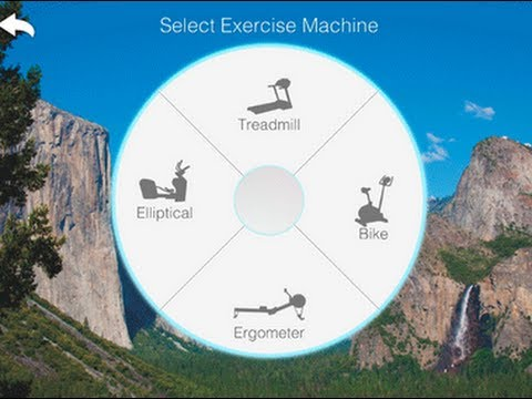 5 Awesome Virtual Fitness iOS Apps for Treadmills & Exercise