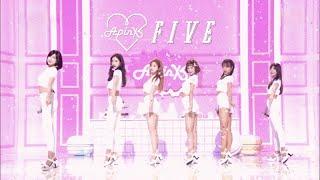 에이핑크 파이브 교차편집 Apink FIVE stage mix