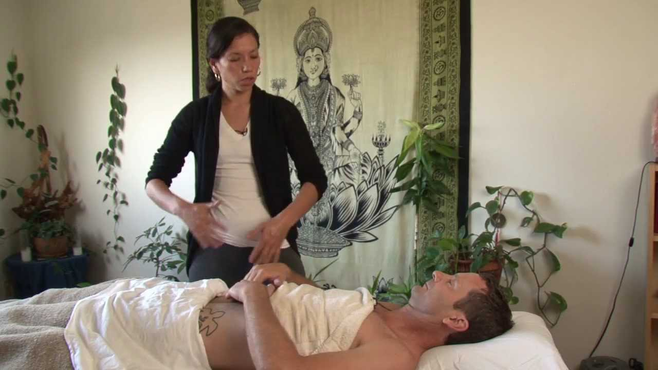 how to abdominal massage youtube. Black Bedroom Furniture Sets. Home Design Ideas