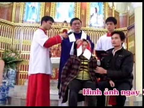 Cầu nguyện trừ quỷ giáo phận Bùi Chu part 3.mp4