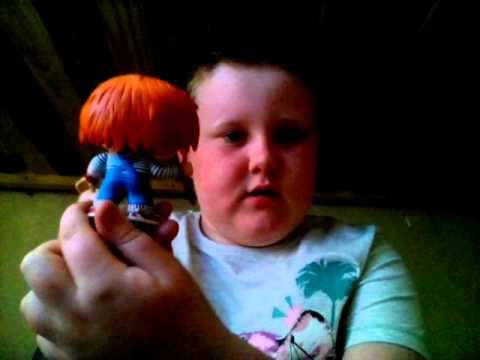 Pop Chucky Childs Play 2 Toy Youtube