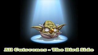 Angry Birds Star Wars II - The Bird Side (All Cutscenes)