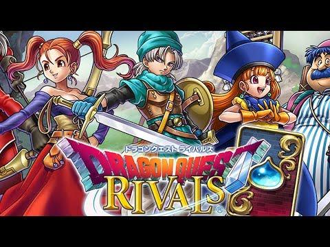 Dragon Quest Rivals Gameplay Preview - Alena & Meena - Mobile