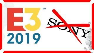 BOMBA!! SONY está FORA da E3 2019! PROBLEMAS na EMPRESA japonesa?