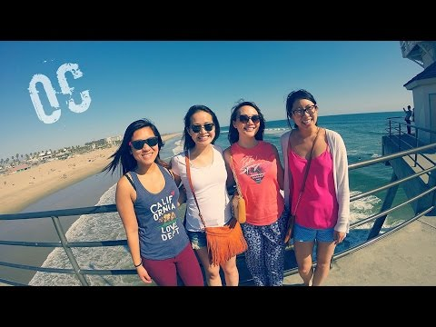 VLOG || Orange County, CA