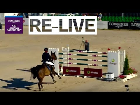 RE-LIVE | Longines FEI Jumping Nations Cup™ 2019 | Sopot (POL) | Longines Grand Prix