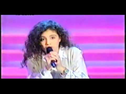 Adriana Ruocco - Sarò bellissima - Sanremo 1996 - Stereo